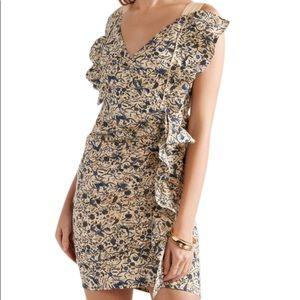 Isabel Marant Etoile TOPAZ printed linen dress